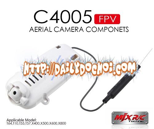C2 Camera trực tiếp C4005 cho máy bay điều khiển từ xa siêu hot