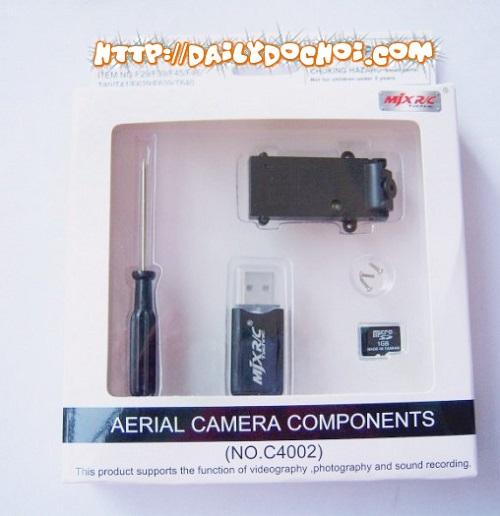 C4 camera gián tiếp cho máy bay diều khiển từ xa