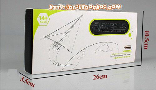Kích thước hộp sản phẩm CB9
