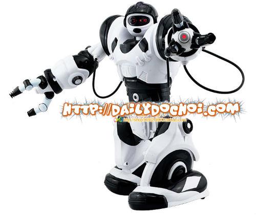 K1 Robot Asimo 15 động tác người