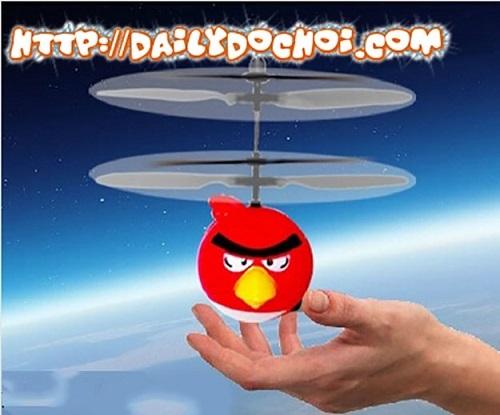 K6 máy bay điều khiển bằng cảm ứng hình Angry Bird