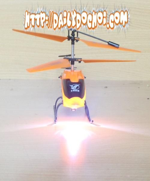 M100 máy bay heli cỡ trung với đèn Led siêu sáng