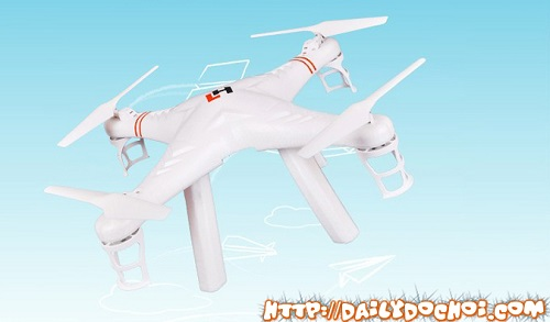 M2 máy bay quad cỡ lớn bay cao 500m