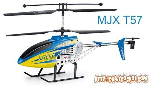 Sản phẩm của hãng MJX nổi tiếng