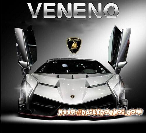 OT43 -  Lamborghini cảm biến vô lăng đẹp