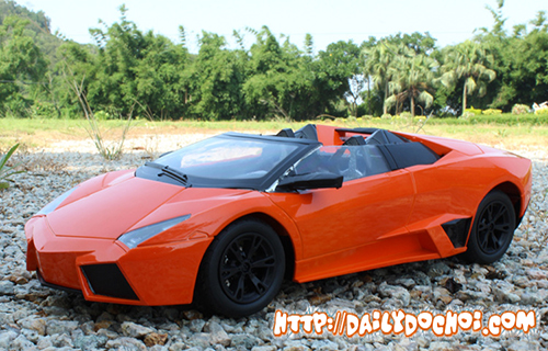 Chiếc Lamborghini thu hút mọi ánh nhìn
