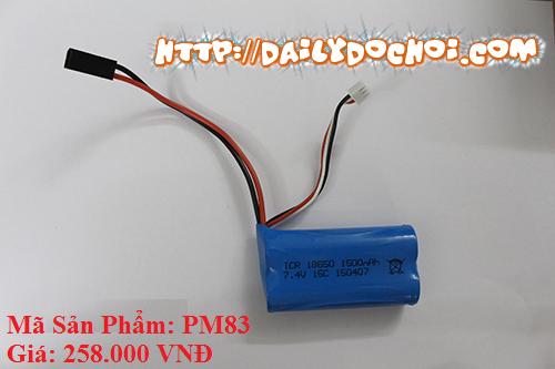 PM83 - Pin cho máy bay M83