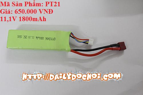 PT21 - Pin cho tàu siêu tốc T21