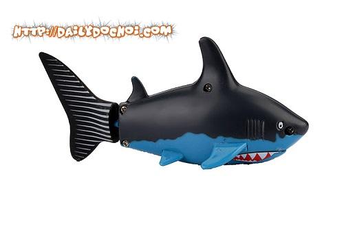 T11 – Tàu thủy cá mập siêu dễ thương