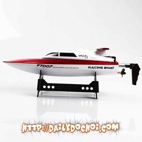 T23 tàu tốc độ 20km/h thiết kế đẹp
