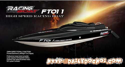Chiếc FT011 vô cùng ấn tượng