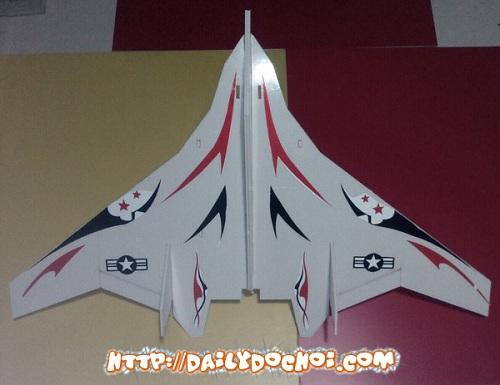 V5 vỏ chế tạo máy bay cánh bằng cỡ lớn