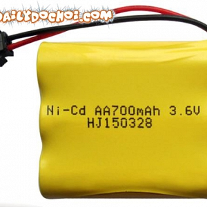 POT6 PIN ÔT Ô 3.6V 700MAH CHO ...