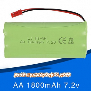 POT4F PIN  Ô TÔ 7.2V 1800MAH ...